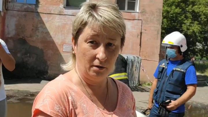 Жильцы дома на Краснодонцев утверждают, что у них уже взрывался газ