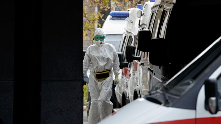В Челябинской области в разгар пандемии коронавируса резко подскочила смертность