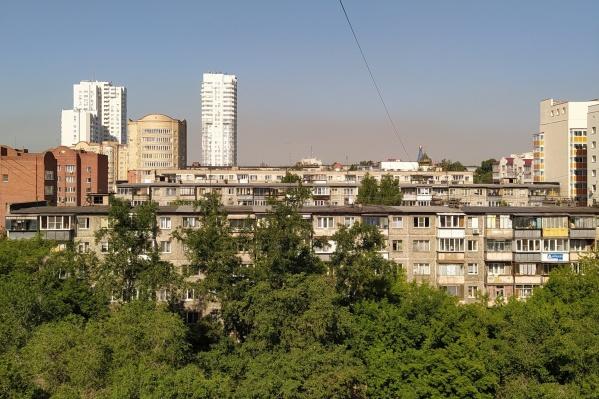 В Челябинске уже несколько дней (и ночей) нечем дышать