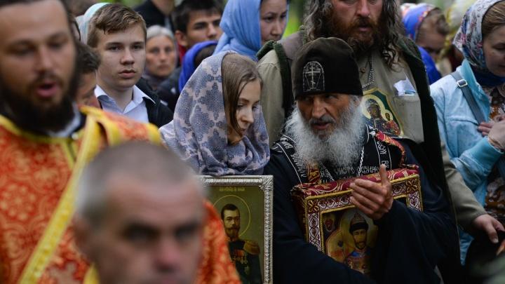«Сами подписывают приговор»: крестный ход схимонаха Сергия грозит обернуться вспышкой коронавируса