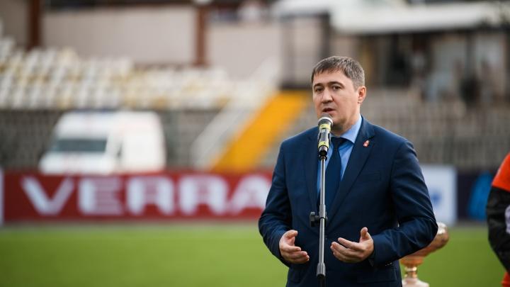В Перми прошел Кубок губернатора по регби — его партнером выступила компания VERRA
