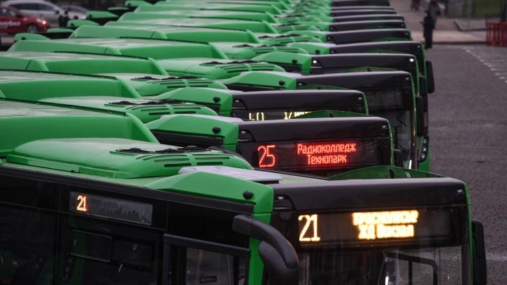 Одни уберут, другие — изменят: городские маршруты Екатеринбурга поедут по новым правилам
