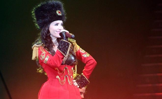 Организаторы отменили апрельский концерт Наталии Орейро в Тюмени. Почему