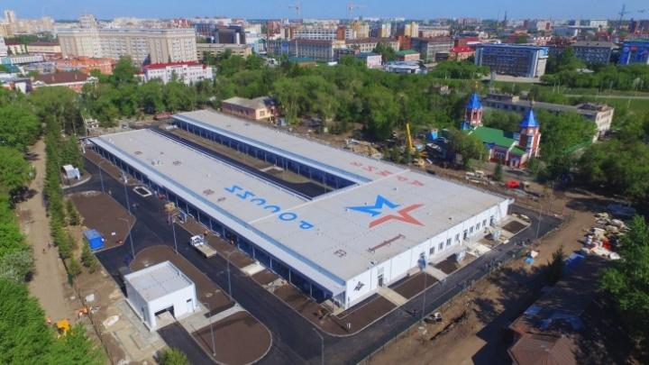 В Минздраве рассказали, когда новый госпиталь в центре города начнёт принимать омичей