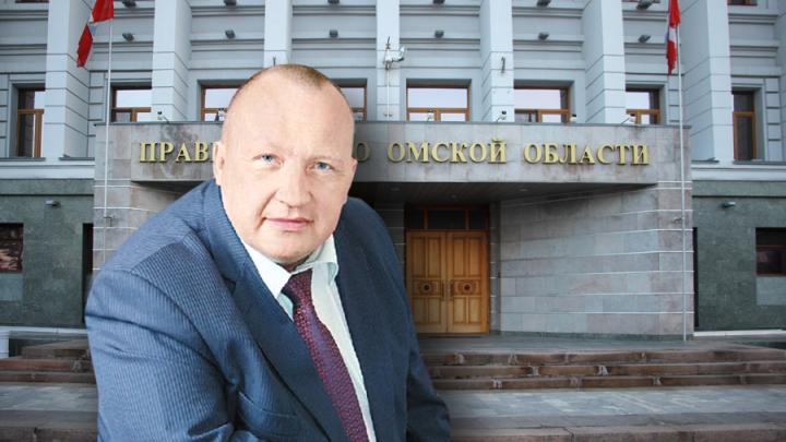 В Омской области нашли тело бывшего министра здравоохранения