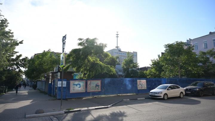 На Пушкинской рядом с парком Горького построят элитный жилой комплекс