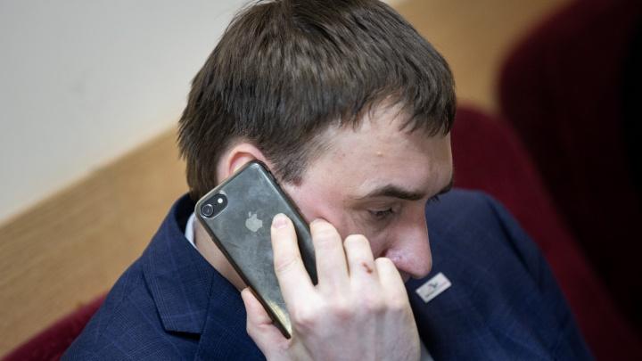 Антона Шарпилова сняли с поста уполномоченного по правам человека в Челябинской области