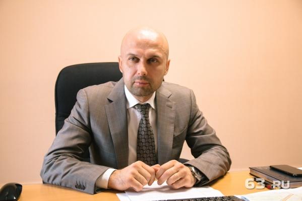 Об антикризисных мерах рассказал лидер профсоюзной организации Дмитрий Камынин