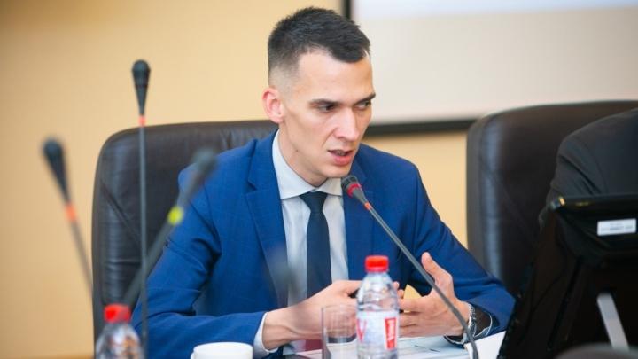 Тюменец занял пост замминистра науки и образования