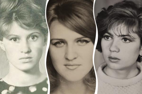 Над внешностью мамы колдовали, пожалуй, не меньше, чем современные инстаблогерши, а вот выражения лиц на фотосессиях тогда были совсем другими