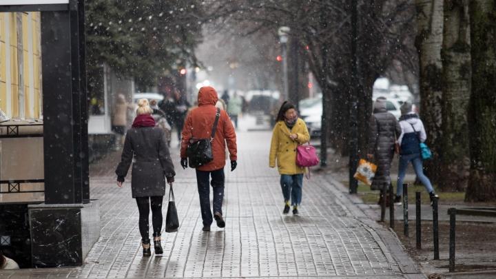 Ждать ли мороза 31 декабря? Какой будет погода в Ростове на этой неделе