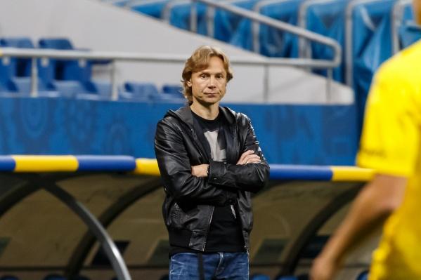 Валерий Карпин не смог вывести желто-синих в групповой этап турнира