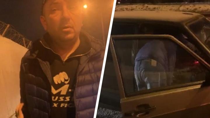 «У меня проблемы»: ярославский блогер остановил пьяного водителя, который едва не врезался в него