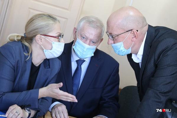 У бывшего мэра Челябинска два защитника, а дело рассматривают в особом порядке — Евгений Тефтелев пошел на сделку со следствием
