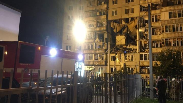 Взрыв дома в Ярославле: один человек погиб, трое пострадали