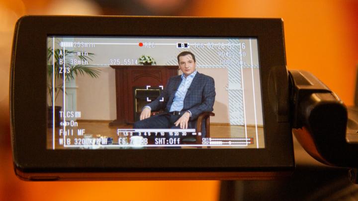 Александр Цыбульский проведет пресс-конференцию. О чем бы вы спросили врио губернатора?