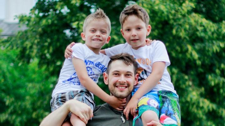 Укрощение строптивых: делаем зарядку вместе с детьми в прямом эфире 72.RU