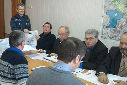 В Знаменском районе начнут принимать документы кандидатов на пост главы администрации в январе
