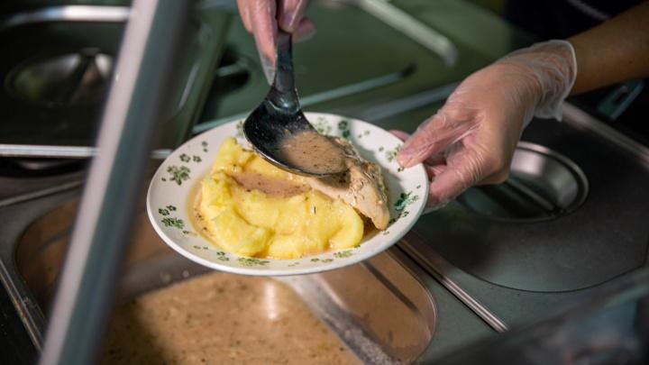 Власти Кузбасса усилят контроль за питанием в школах