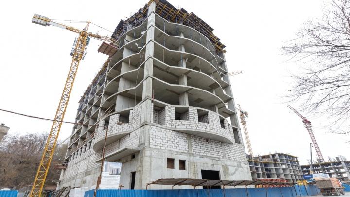 Голубев прокомментировал строительство ЖК «Державинский» на берегу Дона