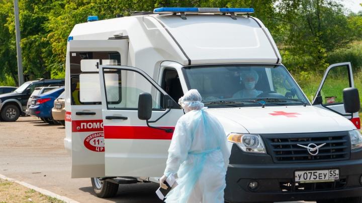 В Омской области скончались сразу шесть человек с коронавирусом