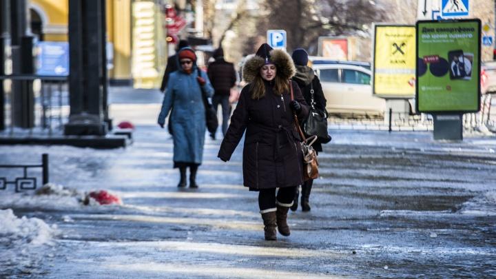 Какие зарплаты у жителей Новосибирска? Показываем в одной картинке