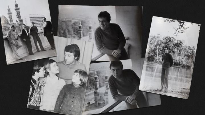 Случайно нашлись в Европе: в Екатеринбург привезут неизвестные фотографии Владимира Высоцкого