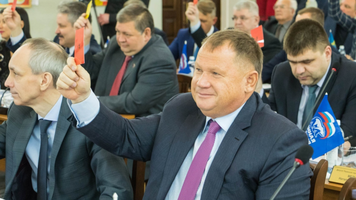 Самым богатым депутатом Гордумы Перми стал Владимир Плотников