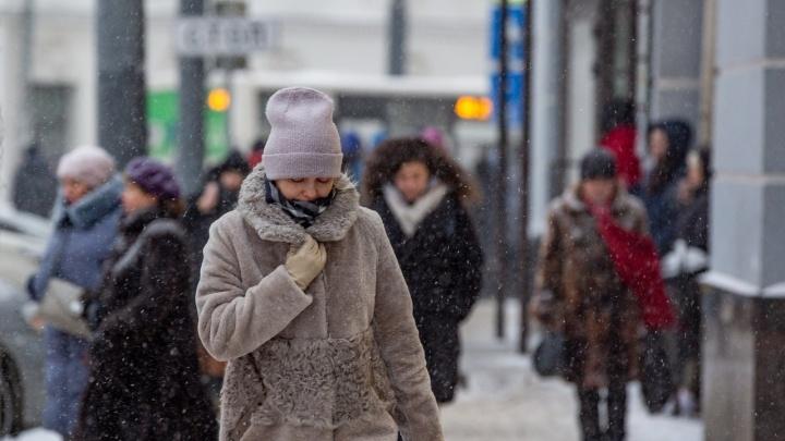 «Ударят морозы и выпадет снег»: синоптики рассказали об ухудшении погоды в Ярославле