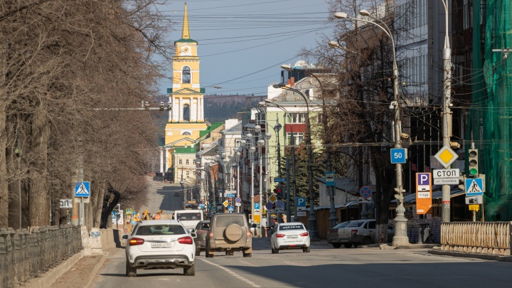 Ночью на Комсомольском проспекте ограничат движение