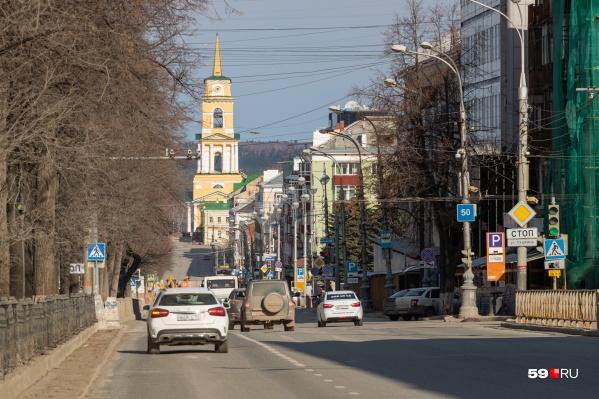 Дорогу перекроют на участкеот улицы Петропавловской до улицы Ленина