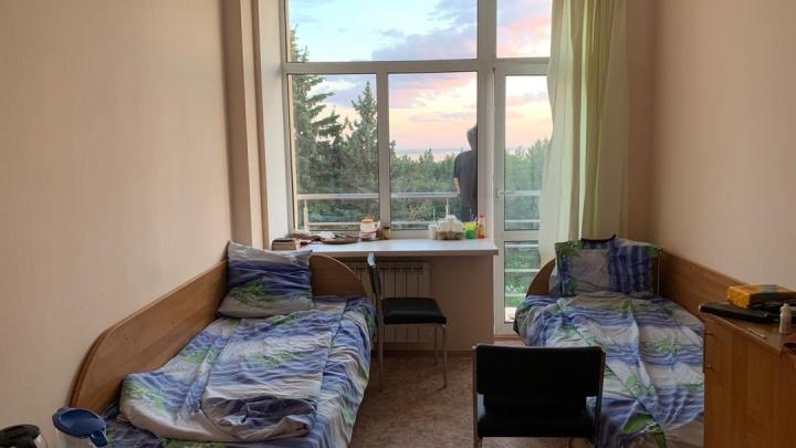 Туристка, вернувшаяся с Бали, рассказала об условиях в обсерваторе в санатории «Изумруд»