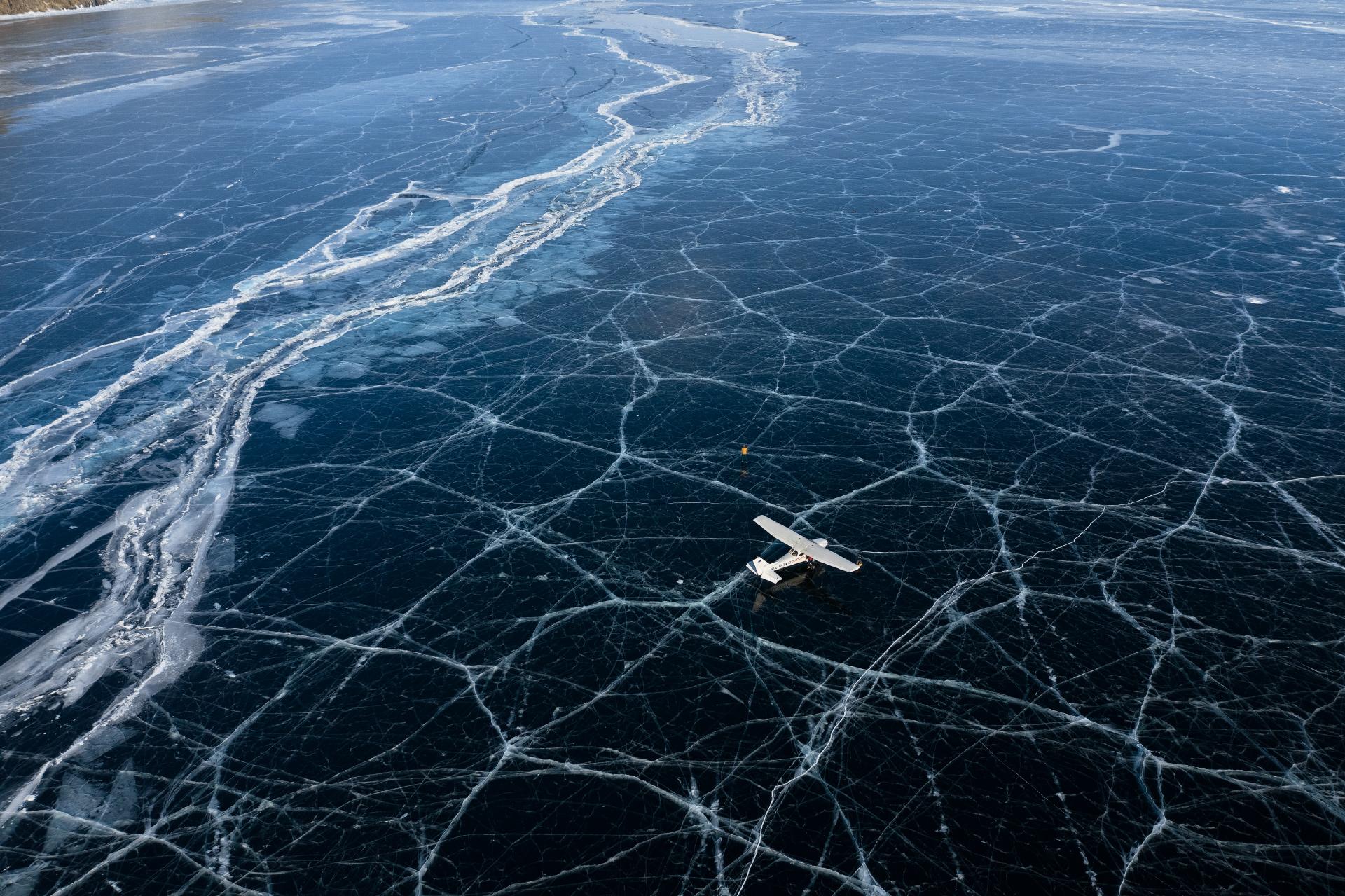 Лёд мог оказаться слишком тонким или неровным