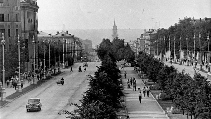 Какой была Пермь без высоток и ТЦ: сравниваем старые фото и современные виды