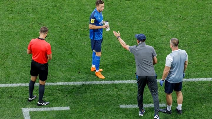 «В принципе, было неплохо»: тренеры «Зенита» и «Ротора» оценили первый матч РПЛ