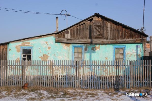 Всё произошло в одном из сёл Оконешниковского района