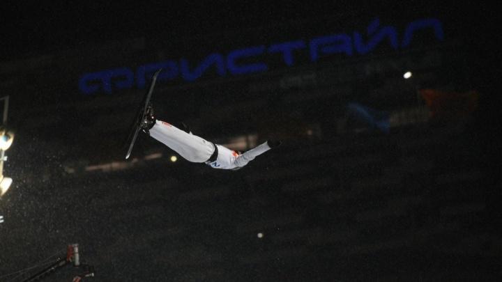 В Красноярске завершился Кубок мира по фристайлу: награды победителей уедут за границу