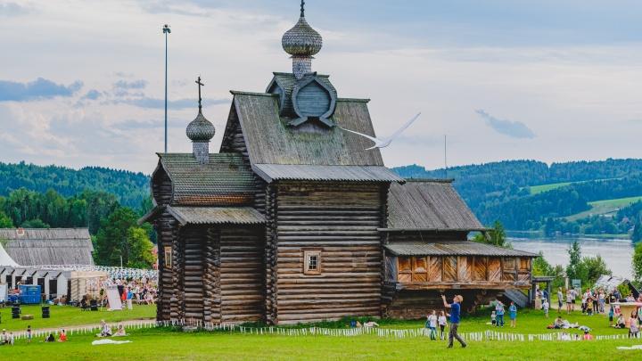 В Прикамье разрешили работу музеев под открытым небом