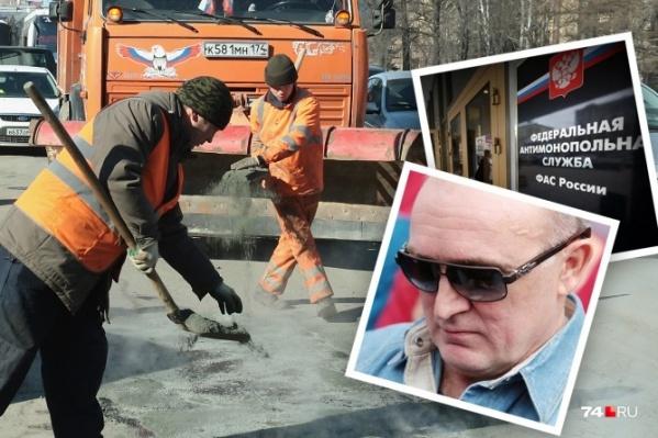 Борис Дубровский и дорожники оспаривают роковое решение антимонопольщиков