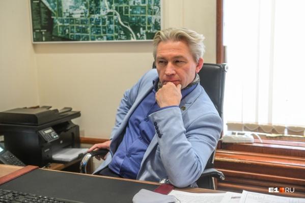 Андрей Молоков считает, что высотную застройку Уралмаша должны обсудить на Градсовете