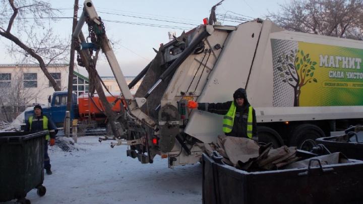 Тариф на вывоз мусора увеличили на 88 рублей