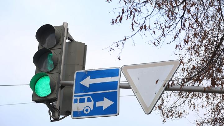 В Уфе установят 134 «умных» светофора, которые будут сами регулировать движение. Узнали, на каких улицах они появятся