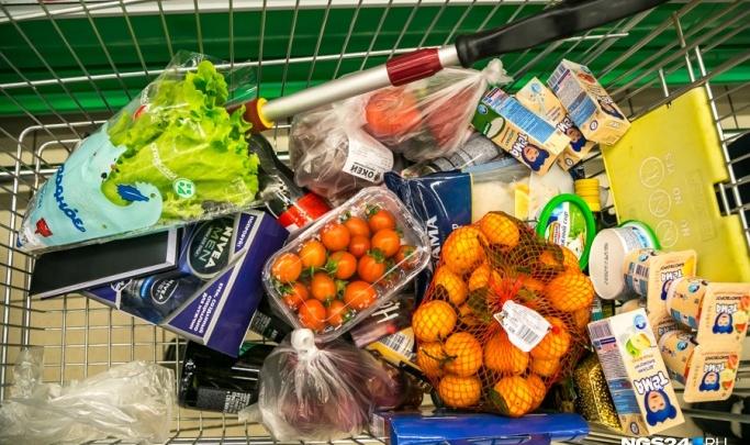 Аналитики сравнили стоимость набора продуктов для приготовления домашней еды в продуктовых сетях Красноярска