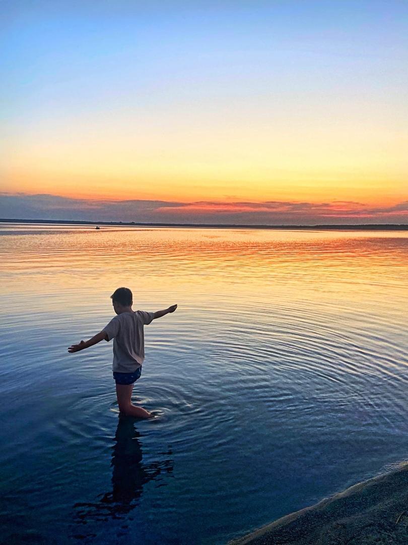 Озеро Калды в Челябинской области