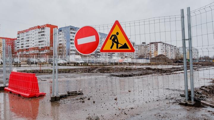 Перми выделили 400 миллионов рублей на первый этап реконструкции улицы Строителей