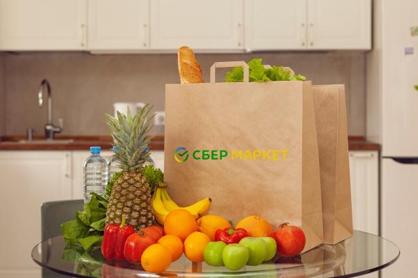 Сервис предлагает широкий ассортимент товаров, который недоступен в магазинах около дома