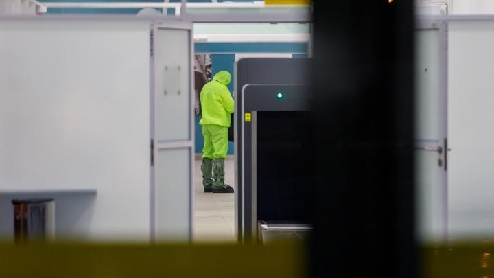 Заразившаяся коронавирусом волгоградка прилетела из Москвы на рейсе SU 1184
