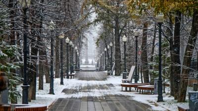 Декабрь принесет похолодание: прогноз погоды в Екатеринбурге на ближайшие дни