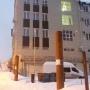 В центре Уфе загорелась гостиница с постояльцами