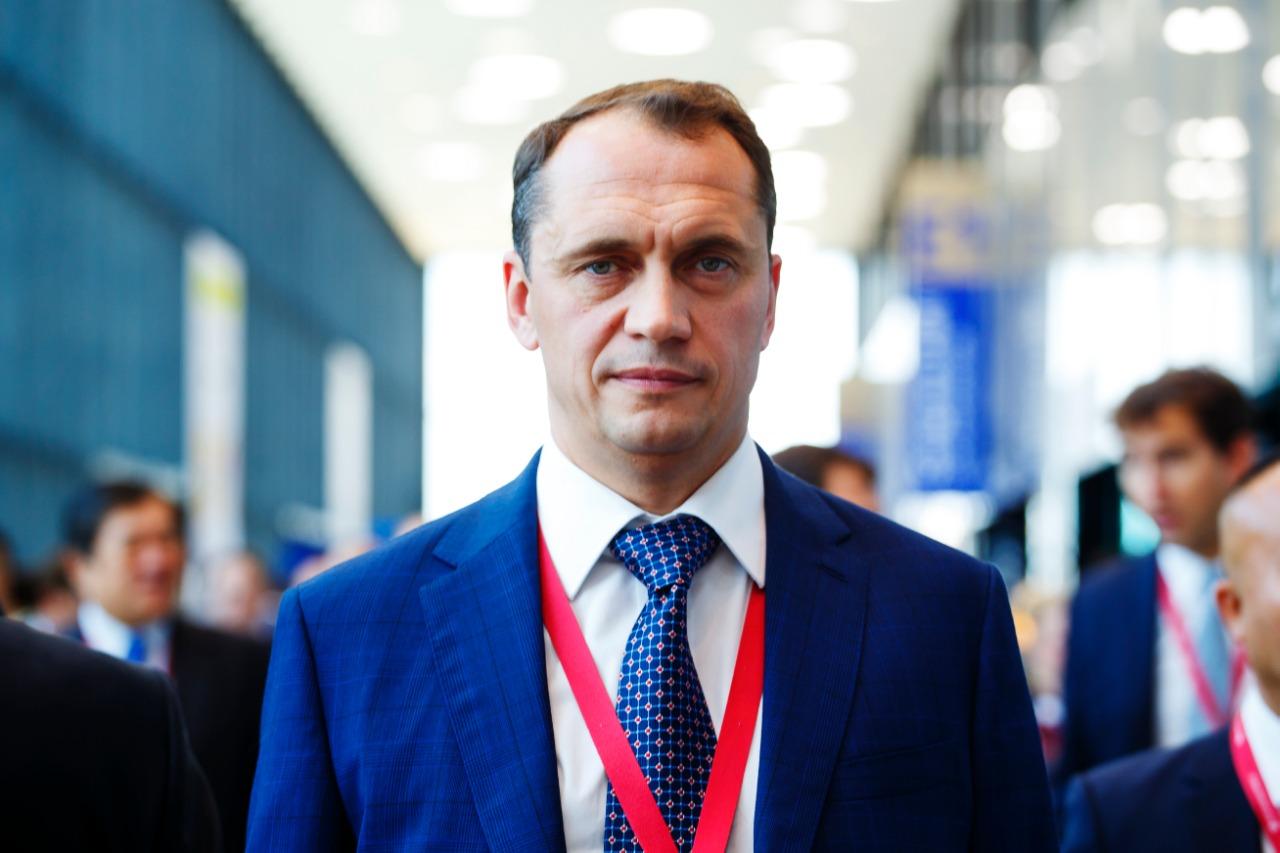 Генеральный директор холдинга «КВС» Сергей Ярошенко